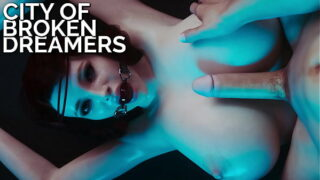 Anal sex and a blowjob from Venus – City of Broken Dreamers gameplay